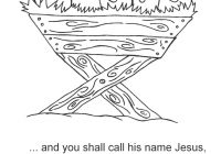 Jesus Christ Christmas Coloring Pages With Bible Verses Journaling Pinte