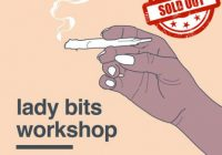 """Lady Bits: A Tokeativity Workshop with """"The Post Structuralist Vulva .."""