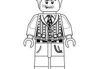 Lego Santa Coloring Pages With Page The Joker LEGO Batman Movie Pinterest