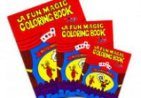 Magic Colouring Book | eBay – magic coloring book