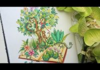 Magical Jungle Coloring Book | A Jungle Book (part II) | Selva ..