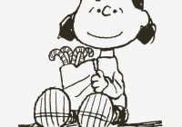 Merry Christmas Charlie Brown Coloring Pages With Best Easy COLORING PAGE