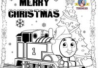 Merry Christmas Coloring Pages For Toddlers With Thomas Sheets Children Printable Pictures
