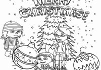 Merry Christmas Coloring Pages Minions Christmas Coloring Pages ..