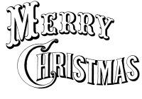 Merry Christmas Colouring In Pages With Free Printable Coloring