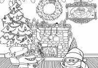 Merry Christmas Colouring Pages With Free Coloring Printable Pictures To Color Kids Drawing Ideas