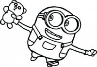 Minion Printable Coloring Pages Minion Printable Coloring Pages 15 ..