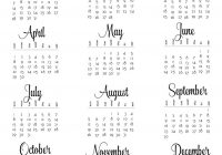 Mom S Busy Year Calendar 2019 With 2018 And Doily One Sheets Planners Bullet Journals