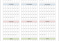 Mom S Busy Year Calendar 2019 With Mailbag Monday More Academic Calendars 2020 Flanders