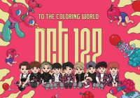 NCT 16 to greet their fans through a coloring book! | allkpop – nct coloring book