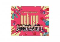 NCT 16 – TO THE COLORING WORLD! NCT 16 – nct coloring book