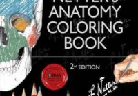 Netter's Anatomy Coloring Book : John T
