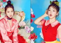 Oh My Girl are prettier than flowers in individual teaser images for ..