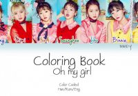 Oh My Girl (오마이걸) – Coloring Book (컬러링북) (Color Coded Han ..