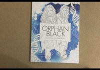 Orphan Black -The Official Coloring Book flip through – YouTube – orphan black coloring book