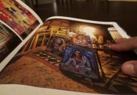 Orphan Black The Official Coloring Book Review and Flip Through ..