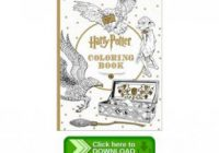 pdf] download harry potter coloring book (pdf) read online by ..