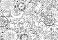 Peaceful Paisleys Adult Coloring Book (16 stress-relieving designs ..