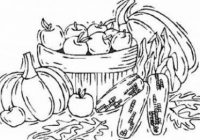 Preschool Pumpkin Books New Animals Coloring Pages Christmas ..