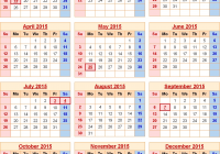 Printable 3 Year Calendar 2019 To 2021 With Realizing Free