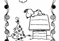 Printable Charlie Brown Christmas Coloring Pages With Pin By The Peanuts Gang On Winter Pinterest