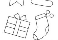 Printable Christmas Coloring Pages – Mr Printables – Christmas Coloring Images Free