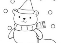 Printable Christmas Coloring Pages – Mr Printables – Christmas Coloring Pages Easy