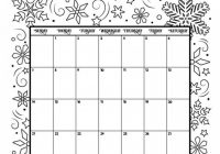 Printable Coloring Calendar for 17 (and 17!)   Coloring pages ..