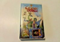 QUEST FOR CAMELOT ( VHS 19 ) WITH FREE PENDANT  – quest for camelot coloring book