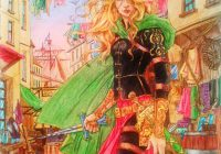 Quick Thoughts (and updates!): The Throne of Glass Colouring Book 20 ..