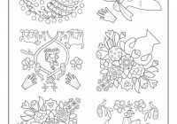 Quilts Coloring Book – quilters coloring book