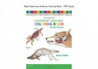 Read Veterinary Anatomy Coloring Book | PDF books – the anatomy coloring book pdf