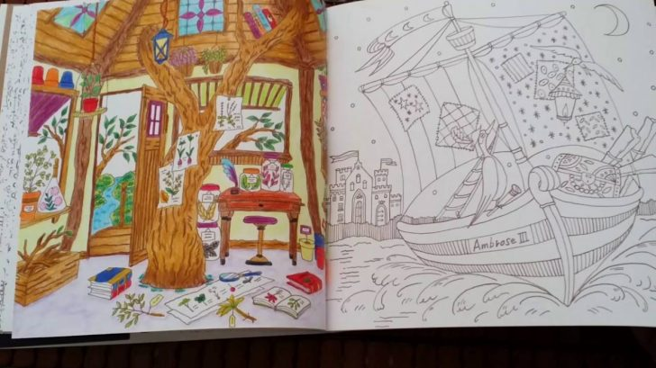 Permalink to 17 Common Mistakes Everyone Makes In Romantic Country Coloring Book
