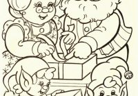 Santa Claus Coloring Pages With And Mrs Zabelyesayan Com
