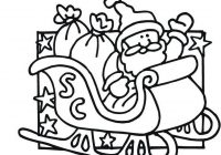 Santa Claus Coloring Pages With Www Org