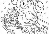 Santa Coloring Books With Pin By Melissa Bond On DIY And Crafts Pinterest Christmas Colors