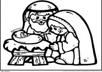 Santa Coloring Pages Crayola With Christmas Opticanovosti 6c93af527d71