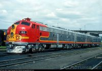 Santa Fe Train Coloring Pages With RailPictures Net Photo ATSF 86 Atchison Topeka