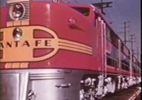 Santa Fe Train Coloring Pages With Trains Unlimited Atchison Topeka Video Dailymotion