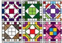 Scrappy Quilts Coloring Book: Joan Ford: 16: Amazon.com ..