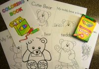 Simply Shoeboxes: DIY Easy Coloring Books, Drawing Pads  – diy coloring book
