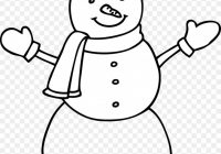 Snowman Coloring book Christmas Coloring Pages Image Christmas Day ..