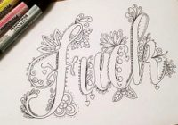 Swear Words Coloring Book – what is a swear word coloring book