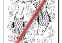 Tattoo Coloring Book | Tattoo Coloring Pages for Adults – jade summer coloring book