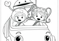 Team Coloring Page Pages Umizoomi Games For Girls – nailmania