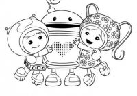 Team Umizoomi Christmas Coloring Pages | Coloring Pages – Team Umizoomi Christmas Coloring Pages