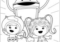 Team Umizoomi Coloring Pages Fresh Team Umizoomi Coloring Pages ..