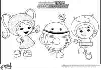 team umizoomi coloring pages | well it is not very clear about who ..
