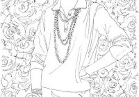 The First Vogue Coloring Book | Luxury Retail – in vogue coloring book
