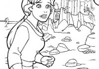 The Magic Sword: Quest for Camelot Printable Coloring Pages 19 – quest for camelot coloring book